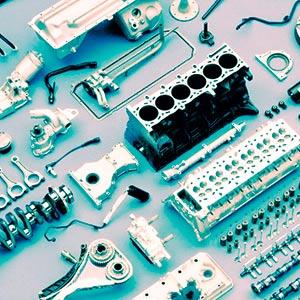 Выполненные работы обслуживание двигателей автомобиля.